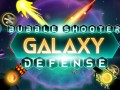 Игры Bubble Shooter Galaxy Defense
