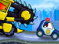 Игры Car Eats Car: Evil Cars