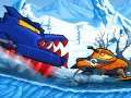 Игры Car Eats Car: Winter Adventure