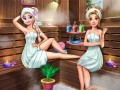 Игры Ice Queen Sauna Realife