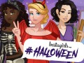 Игры Instagirls Halloween Dress Up