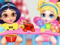 Игры Messy Baby Princess Cleanup