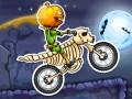 Игры Moto X3M Spooky Land