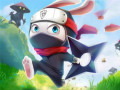 Игры Ninja Rabbit
