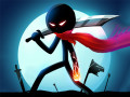 Игры Stickman Fighter: Space War