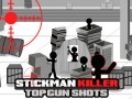 Игры Stickman Killer Top Gun Shots