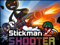 Игры Stickman Shooter 2