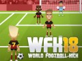 Игры World Football Kick 2018
